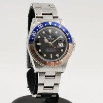 Rolex 16750 Сталь 1979 GMT-Master 40mm подержанные