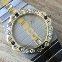 Chopard St. Moritz Gold/Steel 32mm White United States of America, Florida, Palm Beach
