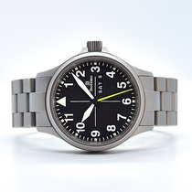 Damasko Steel 40mm Automatic DA36 pre-owned