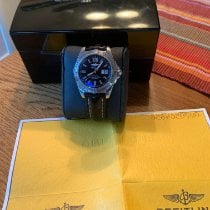 Breitling Cockpit Steel 41mm Black No numerals United States of America, California, Encinitas