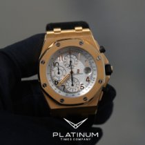 爱彼 Royal Oak Offshore 26061OR.OO.D002CR.01 良好 玫瑰金 44mm 自动上弦