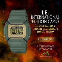 Casio G-Shock Zeljezo