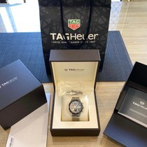 TAG Heuer Carrera Calibre 16 Steel 41mm Black No numerals Australia, Sunshine North