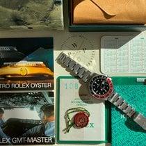 Rolex GMT-Master II Stahl 40mm Schwarz Keine Ziffern Österreich, Graz