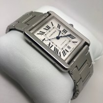 Cartier Tank Solo W5200028 2018 pre-owned