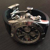 Breitling Chronomat GMT Acero 47mm Negro España, mijas
