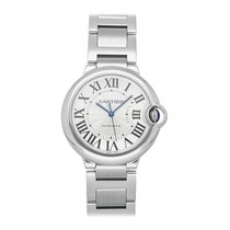 Cartier Ballon Bleu 36mm W6920046 pre-owned