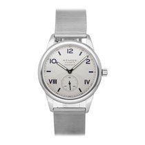 NOMOS Club Campus Neomatik Staal 39mm Wit