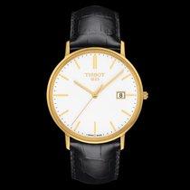 Tissot T922.410.16.011.00 New Yellow gold 38mm Quartz