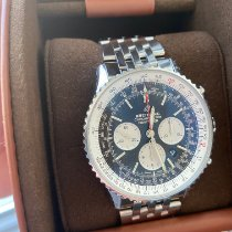 Breitling Navitimer 1 B01 Chronograph 43 Steel 43mm Black No numerals United States of America, DC, Washington