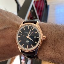 Frederique Constant pre-owned Automatic 40mm Brown
