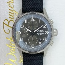 Oris Steel 44mm Automatic 01 774 7699 4063-07 5 22 15FC new United States of America, California, Pasadena