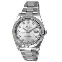 Rolex Datejust II Steel 41mm Silver United States of America, California, Los Angeles