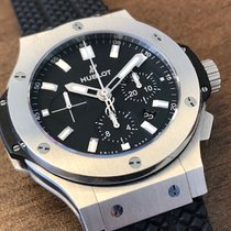Hublot Big Bang 44 mm Zeljezo 44mm Crn Bez brojeva