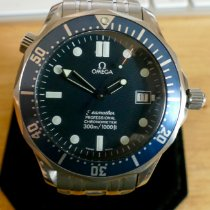 Omega 2531.80 Steel Seamaster Diver 300 M 41mm pre-owned United States of America, Idaho, Lewiston