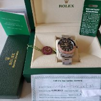 Rolex GMT-Master Steel Black No numerals United States of America, California, Monterey park