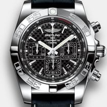 Breitling Chronomat 44 new 2020 Automatic Chronograph Watch with original box and original papers AB011012/BF76/296S/A20D.4