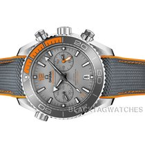 Omega Seamaster Planet Ocean Chronograph new 2020 Automatic Chronograph Watch with original box and original papers 215.92.46.51.99.001