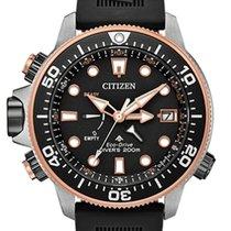 Citizen Promaster Marine Steel 46mm Black