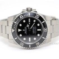 Rolex Submariner (No Date) Steel 40mm Black No numerals United States of America, Florida, Aventura