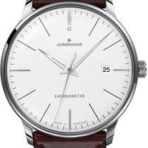 Junghans Meister Chronometer Stal