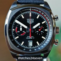 TAG Heuer Monza Titanium 22mm Black United States of America, Missouri, Chesterfield