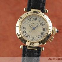 Cartier Pasha C 35.5mm Boja šampanjca