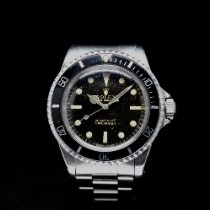 Rolex Submariner (No Date) Сталь 40mm