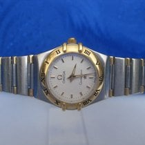 Omega Constellation Ladies Acero y oro 22mm