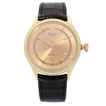 Rolex Cellini Time Rose gold 39mm Pink United States of America, New York, NYC