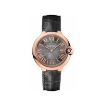 Cartier Ballon Bleu 40mm Rose gold 40mm Grey United States of America, New York, NYC