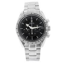 Omega Steel Speedmaster Broad Arrow 42mm pre-owned United States of America, New York, NYC