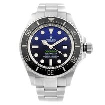 Rolex Sea-Dweller Deepsea Steel 44mm Black United States of America, New York, NYC