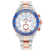Rolex Yacht-Master II Steel 44mm White United States of America, New York, NYC