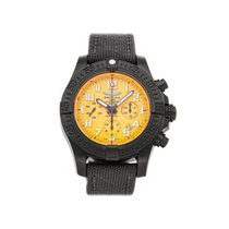 Breitling Steel Automatic Yellow 45mm new Avenger Hurricane