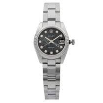 Rolex Lady-Datejust Steel 31mm Black United States of America, New York, NYC