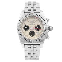 Breitling Chronomat 44 Airborne Steel 44mm Silver United States of America, New York, NYC