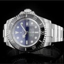 Rolex Sea-Dweller Deepsea Acero 44mm Sin cifras