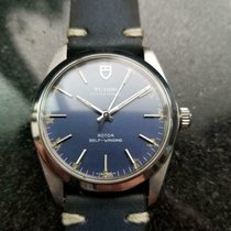 Tudor Oyster Prince Steel 34mm Blue United States of America, California, Beverly Hills