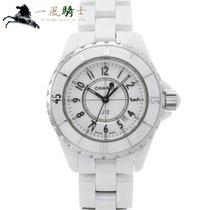Chanel J12 33mm Blanc