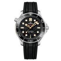 欧米茄 Seamaster Diver 300 M 钢 42mm 黑色