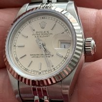 Rolex 69174 Steel 1991 Lady-Datejust 26mm pre-owned United Kingdom, St. Albans