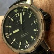 IWC Aquatimer Automatic 2000 Titan 46mm Schwarz Keine Ziffern