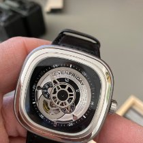 Sevenfriday P1B-1 Stal 47,6mm