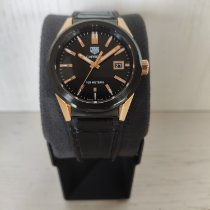 TAG Heuer Carrera Lady Staal 36mm Zwart Nederland, Middelharnis