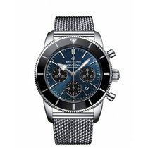 Breitling Superocean Héritage II Chronographe AB0162121C1A1 Nuovo Automatico