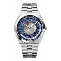 Vacheron Constantin Overseas World Time new 2020 Automatic Watch with original box and original papers 7700V/110A-B172