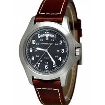 Hamilton Khaki Field King Black