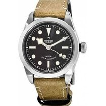 Tudor Black Bay 36 Black No numerals
