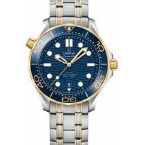 Omega Seamaster Diver 300 M 210.20.42.20.03.001 2020 new